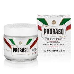 Preshave